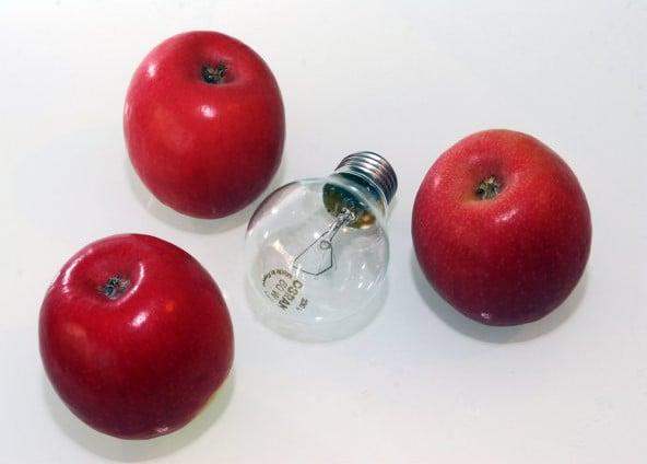 aepfel und birnen vergleich