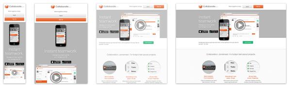 HubSpot Responsive Design COS