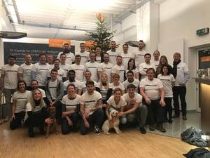 factory42 Team Weihnachten