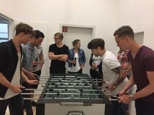 factory42 Team Kicker Turnier