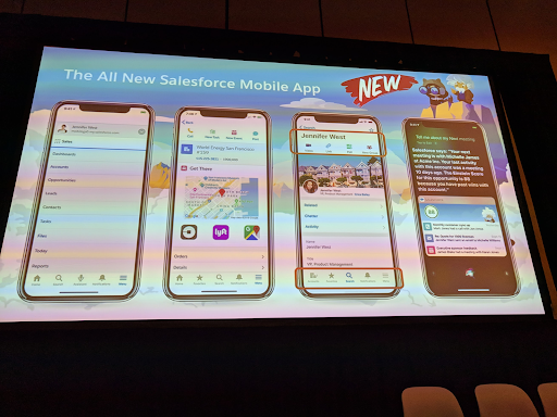All New Salesforce M