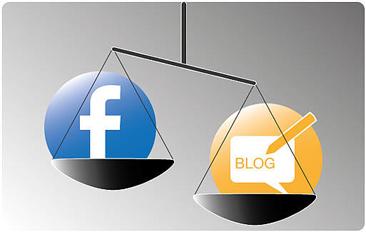 Blogging-vs.-Facebook
