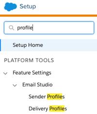 f42 June Release 2019 - Email-Studio Setup