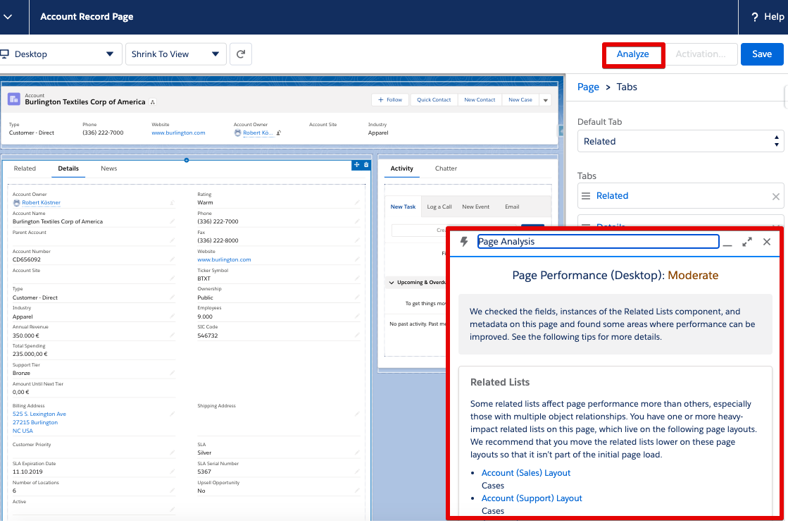 salesforce app builder winter release